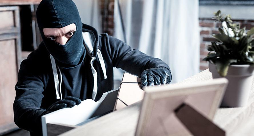 Få en tryggare bostad med inbrottslarm
